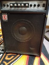 Nemesis by Eden N8 Practice Bass Amplifier (40 Watts, 1x8 in.) in Fort Leonard Wood, Missouri