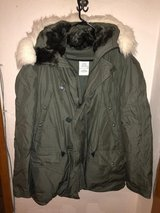 Large Extreme Cold Weather Parka in Ramstein, Germany