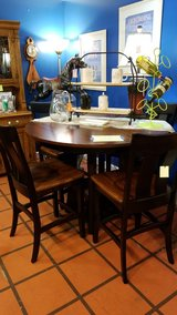 Carriage House Pub Table & 4 Stools #2566-4 in Camp Lejeune, North Carolina