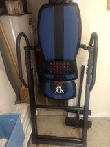 Inversion table in Beaufort, South Carolina