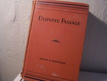 Disputed Passage  Book in Alamogordo, New Mexico