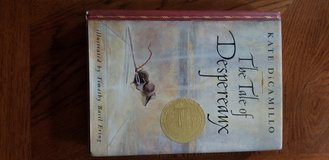 The Tale of Despereaux book in Naperville, Illinois