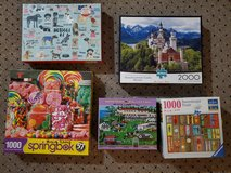 Jigsaw Puzzles  (1000 - 2000 pieces) in Plainfield, Illinois