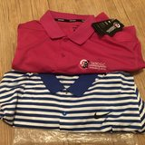 Nike Golf Shirts new in Misawa AB, Japan