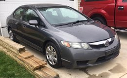 2010 HONDA CIVIC LX-S in Fort Campbell, Kentucky