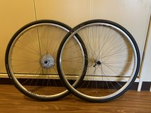 700C Cycling Road bike Wheel Set (price reduced) in Okinawa, Japan