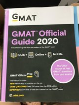 GMAT 2020 Official Guide (3 books included) in Okinawa, Japan