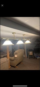 pool table light fixture in Naperville, Illinois