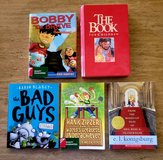 Book lot - Middle school aged in Alamogordo, New Mexico