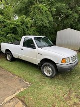 2001 Ford Ranger in Beaufort, South Carolina