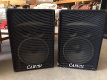 Carvin PA speakers in Alamogordo, New Mexico