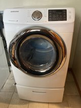 Samsung electric dryer in Fort Leonard Wood, Missouri