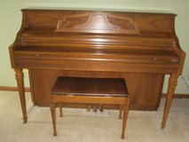 Kimball console piano in Plainfield, Illinois