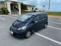 2009 Honda Freed van in Okinawa, Japan