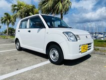 Alto 4 number 54,000 km JCI May 7, Price including road tax, insurance and JCI in Okinawa, Japan