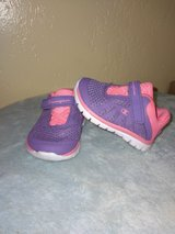 Infant sz. 2 sneakers ... by champion in Fort Hood, Texas