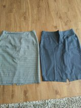 2 ladies size 8L Banana Republic Skirts - Great for back to work! in Naperville, Illinois