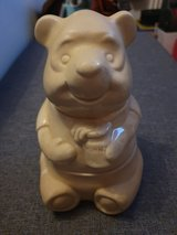 Vintage Winnie the Pooh Jam/Honey Jar Holder 1980s in Lakenheath, UK