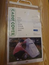 All Weather Golf Caddy Cover (Never been used) in Lakenheath, UK
