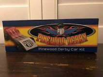 Pinewood Derby car kit, new in Naperville, Illinois