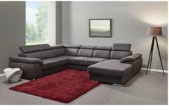 United Furniture - Neuss II Sectional- NEW ITEM - price includes delivery in Hohenfels, Germany