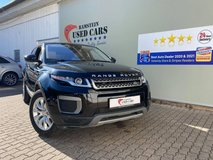 ACT FAST  2017 Range Rover Evoque SE with warranty in Hohenfels, Germany