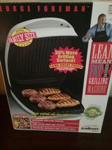 George Foreman GR26CB Family Size Extra Large Grill in Byron, Georgia