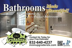 REMODEL YOUR BATHROOM FOR LESS in Kingwood, Texas