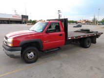 Super Fine, Chev.1Ton Flatbed, rear Tommy lift. in Spring, Texas