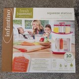 """Infantino baby food store & transport units """"fresh squeezed"""" - NEW in Stuttgart, GE"""