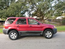 2005 Ford Escape XLT SUV very clean in Spring, Texas
