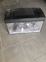 50L Aquarium with 220v pump and heater in Ramstein, Germany