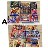 Puzzles in Okinawa, Japan