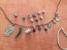 real silver pendants & beads in Ramstein, Germany