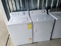 GE washer & dryer(free delivery) credit card accepted in Camp Lejeune, North Carolina