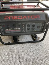 GENERATOR Predator 3200/4000 in Cherry Point, North Carolina