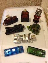 lot of 8 vintage Avon decanters in Kingwood, Texas