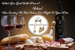 Fine Wines from Napa and Sonoma Valley in Fort Bragg, North Carolina