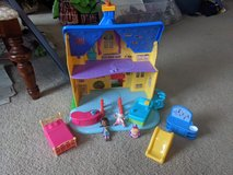 Doc Mcstuffins house in Morris, Illinois