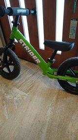 Strider original balance bike. good condition in Okinawa, Japan