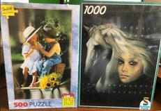 Puzzles 3x in Ramstein, Germany