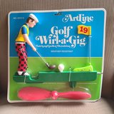 NEW Golf Wirl-a-gig Yard Decoration in Naperville, Illinois