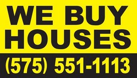 WE BUY HOUSES IN ANY CONDITION!!! in Alamogordo, New Mexico