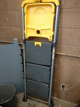 Costco painter's step ladder in Okinawa, Japan