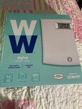 BRAND NEW: Weight Watchers Digital Conair Scale in Camp Lejeune, North Carolina