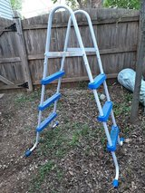 Pool ladder for intex 15 ft. Round in Naperville, Illinois