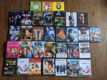 Assorted DVD Movies and series. All Used and working conditio in Wiesbaden, GE