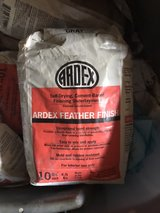 Andex feather finish in Fort Campbell, Kentucky