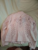 Woman's Harley Davidson Leather Coat in Fort Campbell, Kentucky