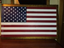 Pallet Wood Flag in Cherry Point, North Carolina